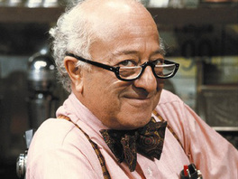 Mr. Hooper's mysterious demise is unsolved